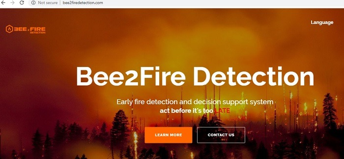 Bee2fire Detection