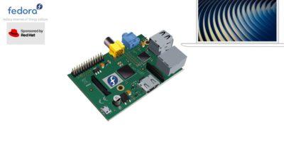 Featured Fedora Iot