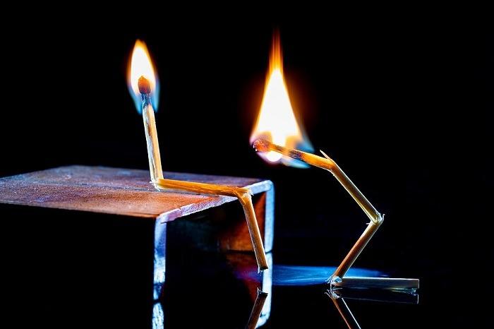 Fire Matchstick