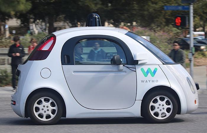 News Waymo Safety Drivers Side View