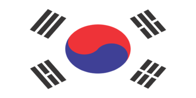 South Korea Flag Pic