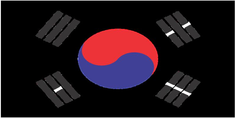 South Korea Flag Pic
