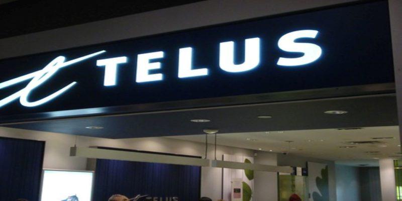 Telus Store Sign