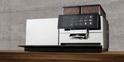 Thermoplan Iot Enabled Coffee Machine