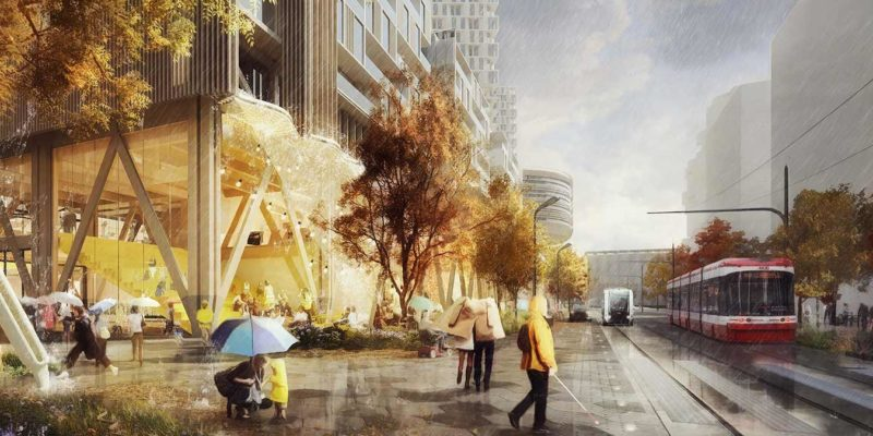 Sidewalk Labs Feature