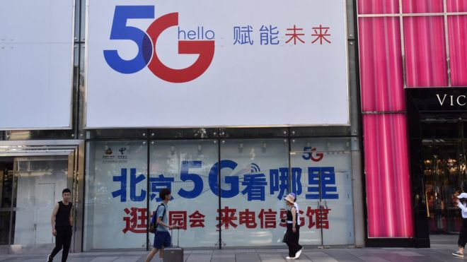 Where Wireless Carriers Stand 5g China