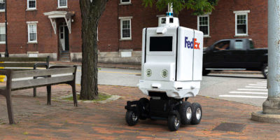 News Fedex Delivery Robots Featured