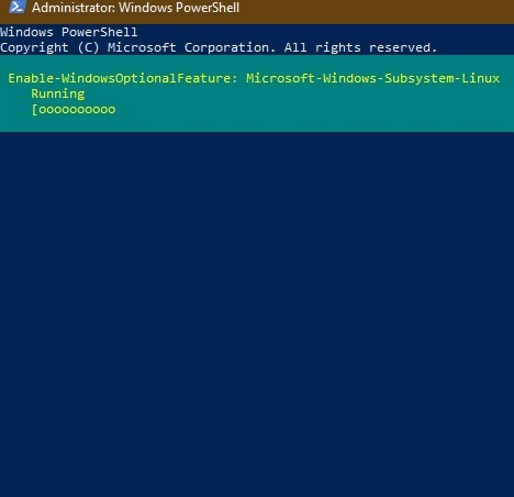 Powershell Command For Linux