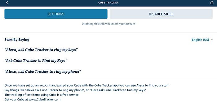 Review Cube Alexa