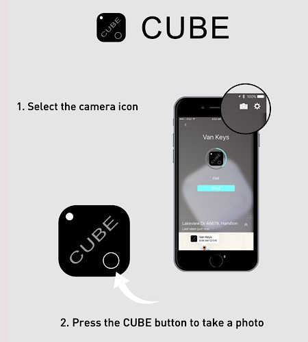 Review Cube Camera