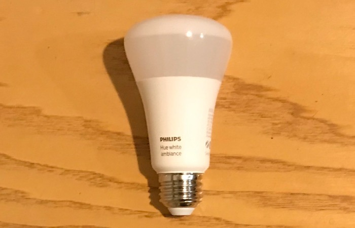 Review Phillips Hue Single Bulb