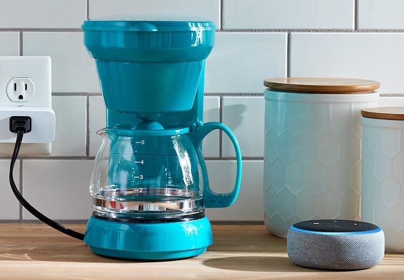 Alexa Kitchen Use Coffee Brewing