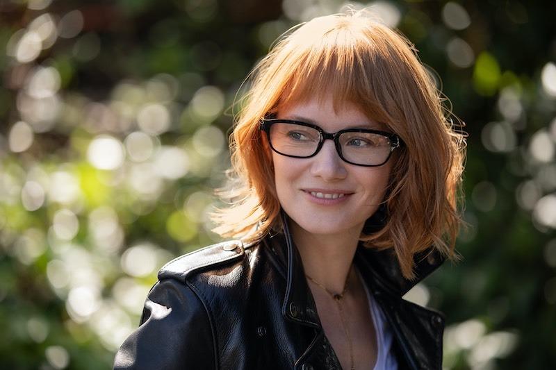 Echo Frames Smart Glasses Portrait