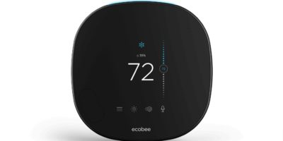 Ecobee4 Smart Thermostat Featured