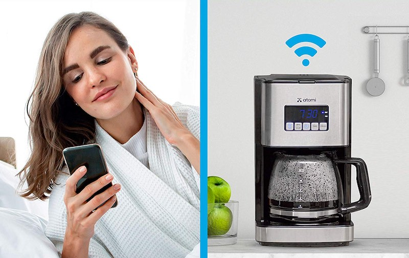 Home Automation Ideas Coffee Maker