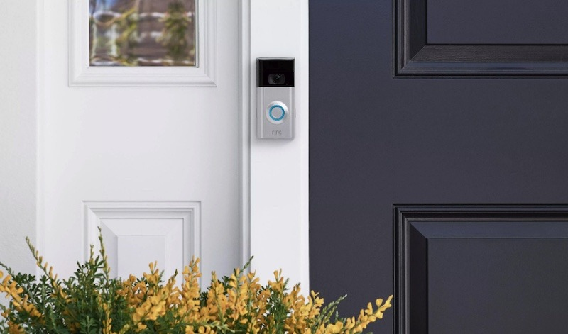 Home Automation Ideas Ring Doorbell