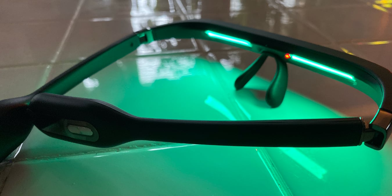 Pegasi Dream Glasses Review Glow