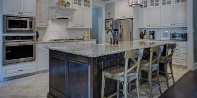 Smart Home Kitchen Featured