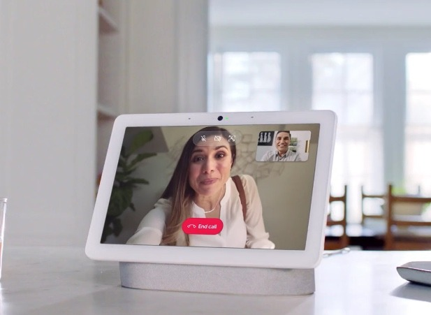 Smart Home Kitchen Google Nest Hub Max