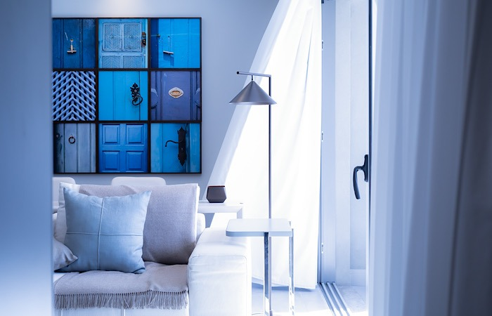 News Open Source Smart Home Living Room