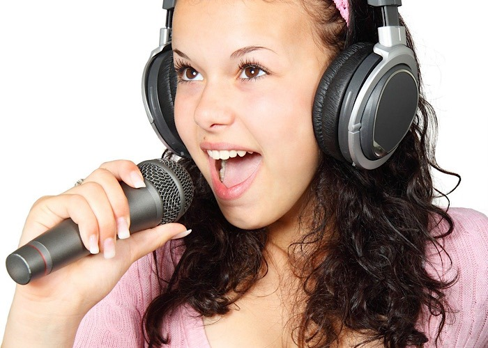 News Smart Toys Karaoke Girl
