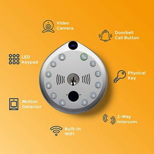 News Video Smart Lock Features