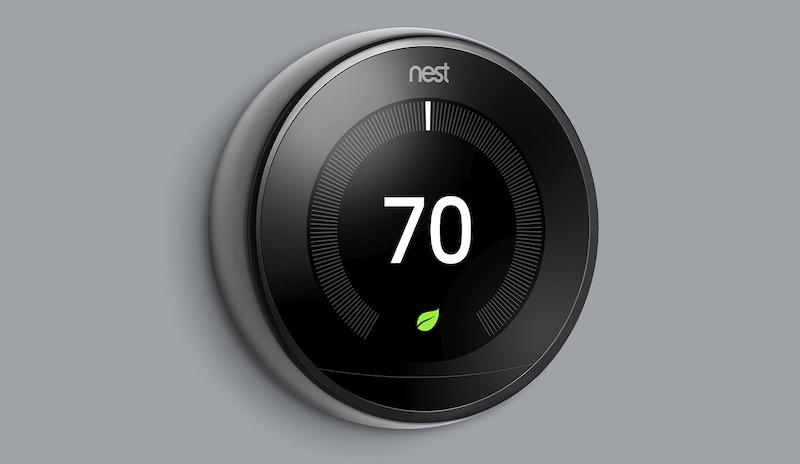 Ai Make Iot More Intelligent Nest Thermostat