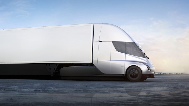 Ai Make Iot More Intelligent Tesla Truck