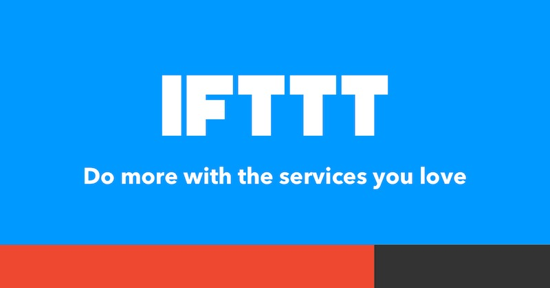 How To Use Ifttt Generic