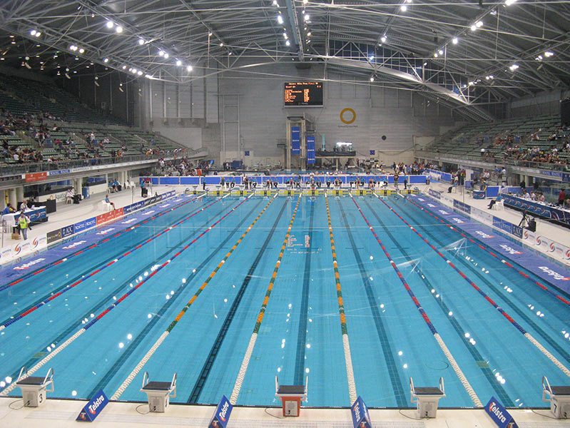 Iot Size Olympic Pool