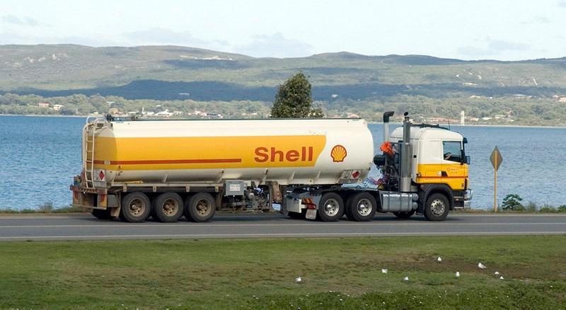 Iot Size Tanker Truck 1