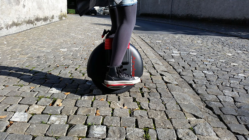 Micromobility Eunicycle