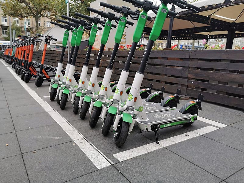 Micromobility Scooters