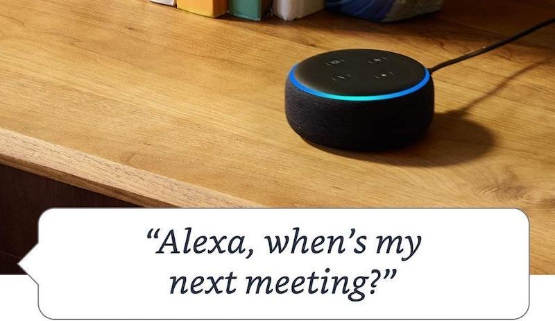 Top Tips Smart Speakers Next Meeting