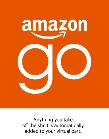 Amazon Go Anything Taken Off The Shelf Is Added To Virtual Cart