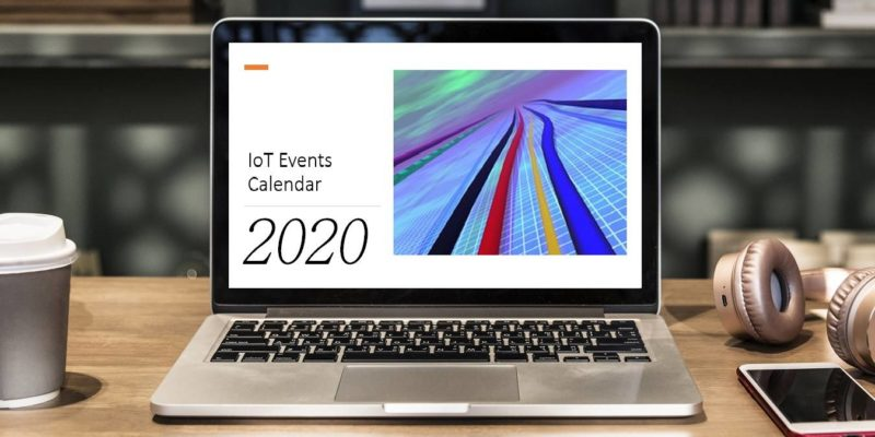 Featured Image Iot Events Calendar 2020
