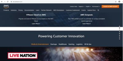 Featured Image Aws Fascinating Projects
