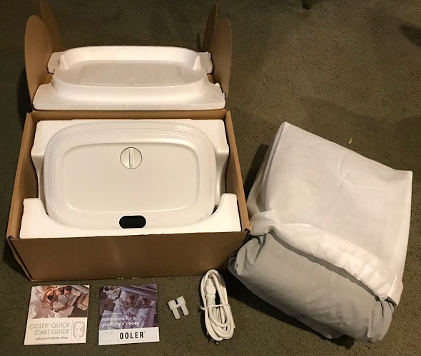 Review Ooler Unboxing
