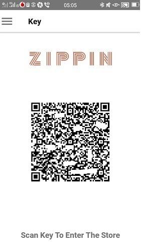 Zippin Scan