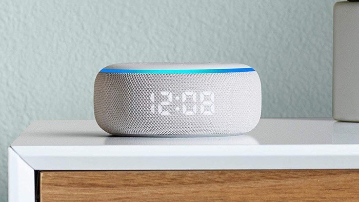 Best Smart Speakers 2020 Amazon Echo Dot With Clock