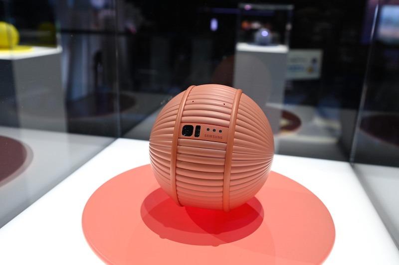 Best Smart Tech Ces 2020 Samsung Ballie