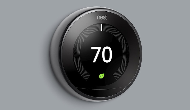 Future Smart Home Look Smart Thermostat