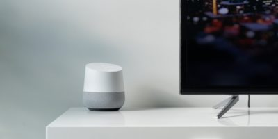 Google Home By Tv