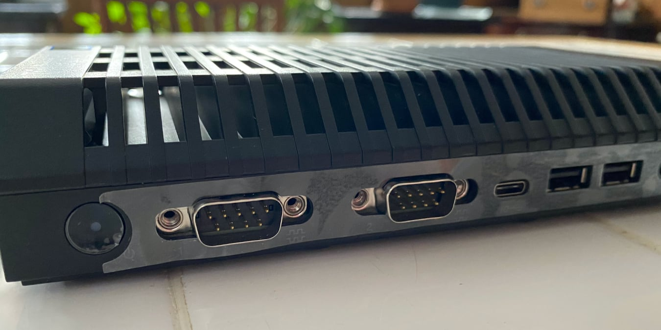 Lenovo Thinkcentre M90n Nano Iot Review 5