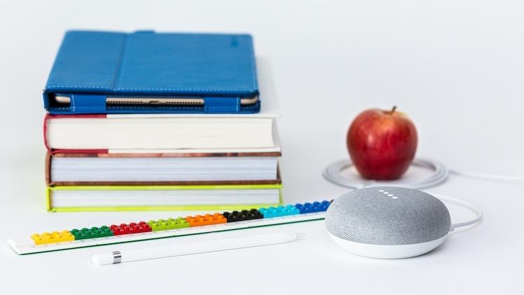 Mini Next To School Supplies