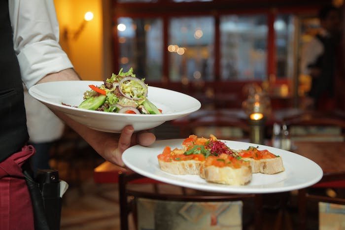 Reserve Restaurant With Amazon Openetable