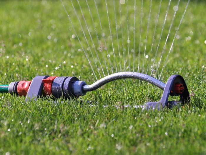 Smart Home Devices Save Money Sprinkler