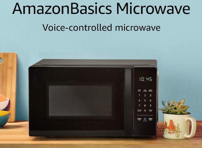 Smart Home House Sale Amazon Microwave