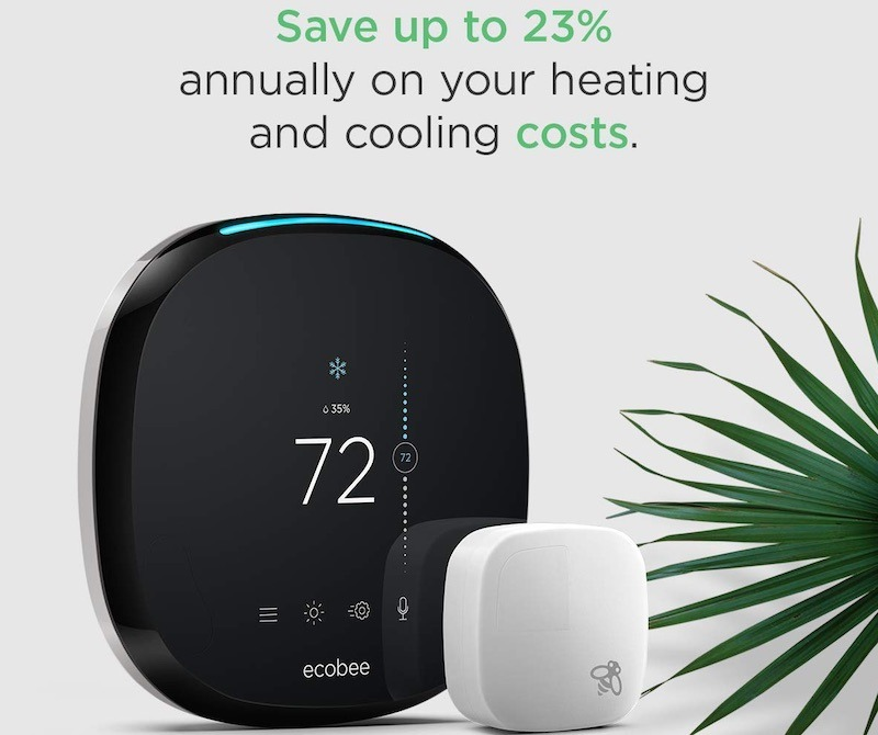 Smart Home House Sale Ecobee Thermostat