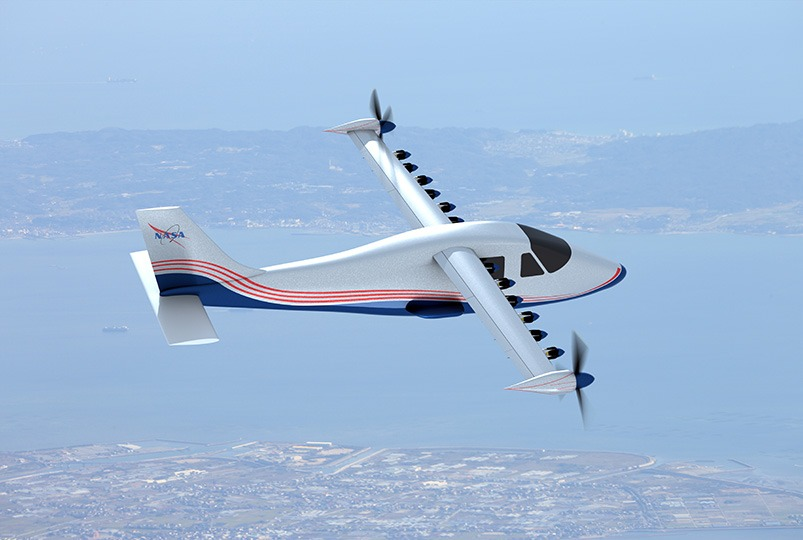 Solid State X57 Electric Plane